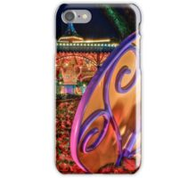 Reading the Tea Leaves at the Mad Tea Party iPhone Case/Skin