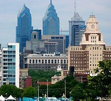 View of Philly     ^ by ctheworld