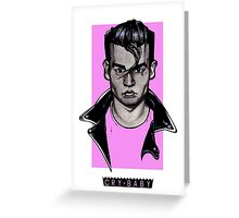 Cry-Baby *RE-EDITED! Greeting Card