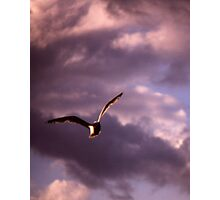 Sinister Sky Photographic Print