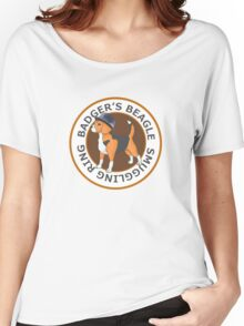 Badger's Beagle Smuggling Ring V2.0 Women's Relaxed Fit T-Shirt