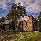 The old farm by Gerard Rotse