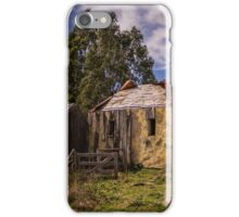 The old farm iPhone Case/Skin