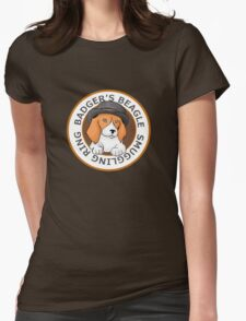 Badger's Beagle Smuggling Ring V1.0 Womens Fitted T-Shirt