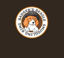 Badger's Beagle Smuggling Ring V1.0 Unisex T-Shirt