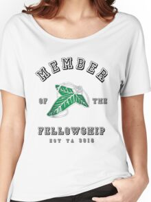 Fellowship (White Tee) Women's Relaxed Fit T-Shirt