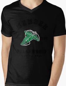 Fellowship (White Tee) Mens V-Neck T-Shirt