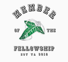Fellowship (White Tee) Unisex T-Shirt