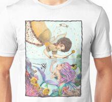 The Fairy and Mermaid Unisex T-Shirt