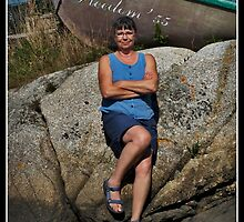 Freedom 55 by Roxane Bay