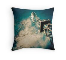 look out for hope Throw Pillow