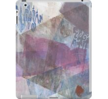 Ink pad iPad Case/Skin