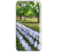 Memorial Day iPhone Case/Skin