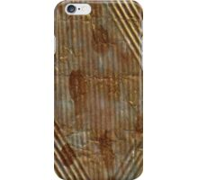 Sculpted paper iPhone Case/Skin