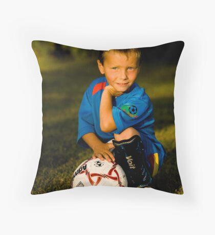 Future Star Throw Pillow