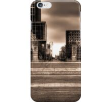 East Campus Mall iPhone Case/Skin