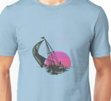 Sail Redhook, New York Unisex T-Shirt