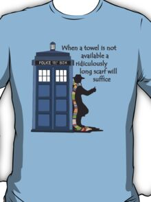 Hitch-hiking Doctor T-Shirt