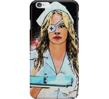 NURSE (CANVAS) iPhone Case/Skin