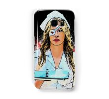 NURSE (CANVAS) Samsung Galaxy Case/Skin
