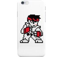 Ryu (sprite) iPhone Case/Skin