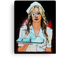 NURSE (CANVAS) Canvas Print