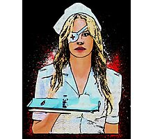NURSE (CANVAS) Photographic Print