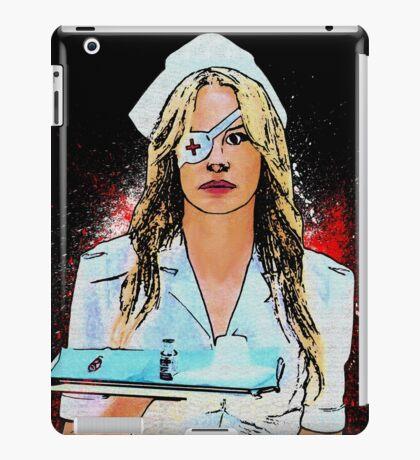 NURSE (CANVAS) iPad Case/Skin