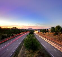 Hume Highway by aureecejustin
