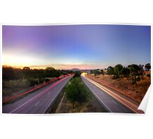 Hume Highway Poster