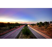 Hume Highway Photographic Print