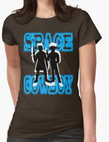 Space Cowboys Spike & Mal: V2.0 Womens Fitted T-Shirt
