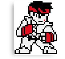Ryu (sprite) Canvas Print