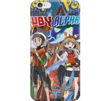Pokemon Alpha Sapphire/Omega Ruby  iPhone Case/Skin