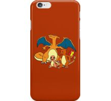 Char-Trio iPhone Case/Skin