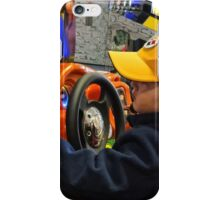 A little boy's day at the arcade iPhone Case/Skin