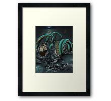 Matarious the Lord of the Seas Framed Print