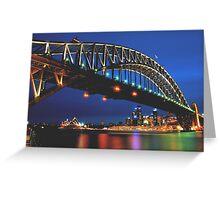 CAPTIVATING SYDNEY AUSTRALIA Greeting Card