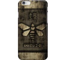 Vintage Breaking Bad Golden Moth Chemical iPhone Case/Skin
