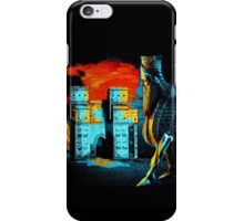Lamassu and Ishtar Gate  iPhone Case/Skin