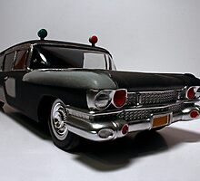 Ecto-1 (Pre-Ecto Version) by Dan Owens