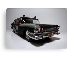 Ecto-1 (Pre-Ecto Version) Canvas Print