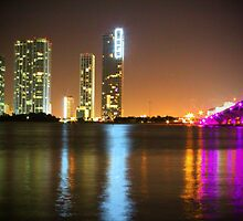Nights in Miami  by n3tzer0