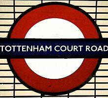 Tottenham Court Road by KrossKiwi