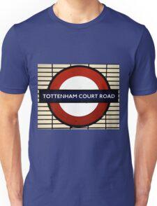 Tottenham Court Road Unisex T-Shirt