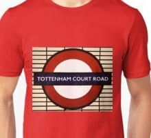 Tottenham Court Road Unisex T-Shirt