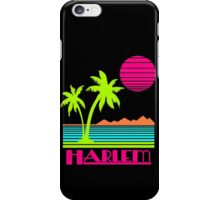 The Cool Beaches of Harlem, New York iPhone Case/Skin