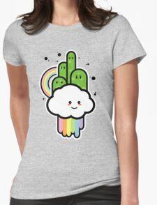 Country Cloud Kawaii Vector Shirt T-Shirt