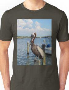 Walter Matthau the Pelican Unisex T-Shirt