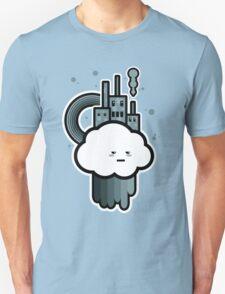 City Cloud Kawaii Vector Shirt Unisex T-Shirt